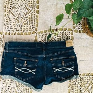 Abercrombie and Fitch shorts. Size 8.